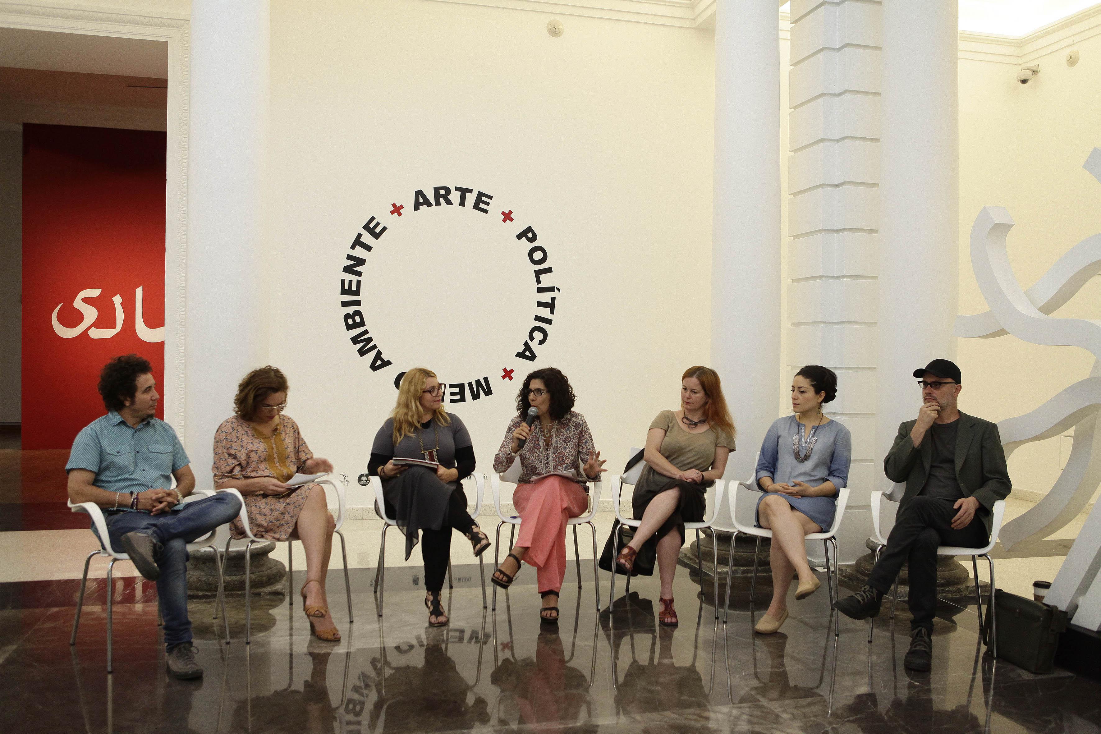 DAGMARA WYSKIEL LLEGA A GUADALAJARA EN EXPOSICIÓN  ARTE + POLÍTICA + MEDIO AMBIENTE