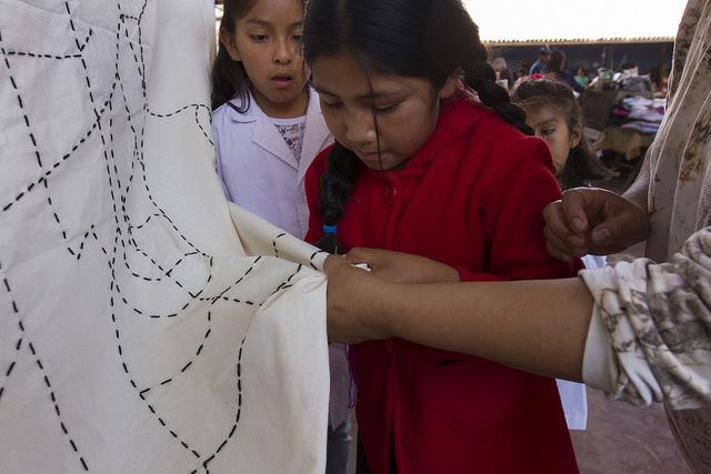 COLECTIVO SE VENDE REAFIRMA LAZOS CON EL ARTE ANDINO DE ARGENTINA, CHILE Y BOLIVIA