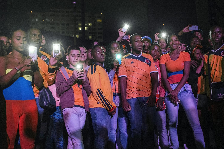 EL SUEÑO SUDAMERICANO: RETRATANDO LA INTIMIDAD DE LA MIGRACIÓN COLOMBIANA