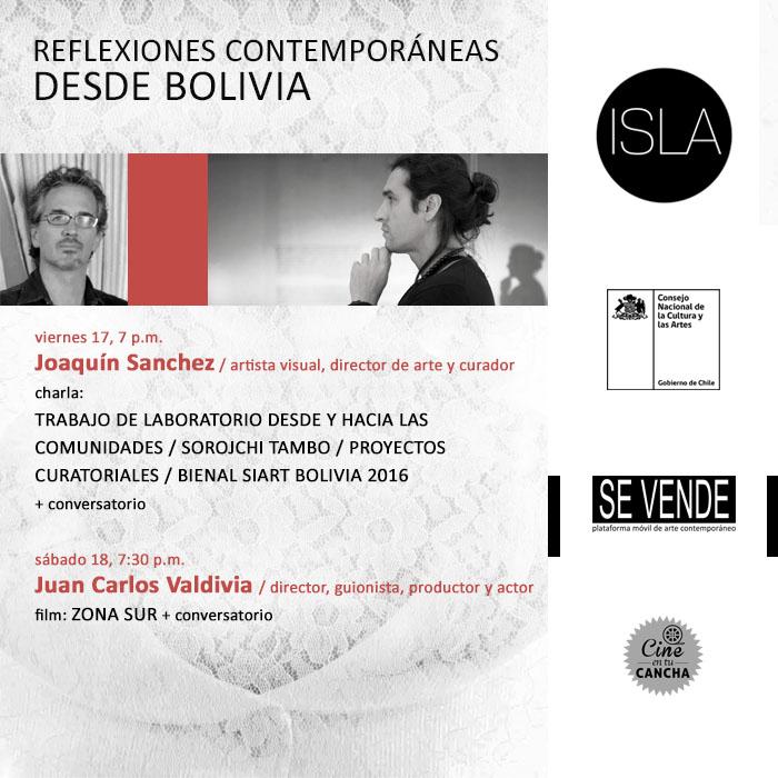 REFLEXIONES CONTEMPORANEAS DESDE BOLIVIA (1)