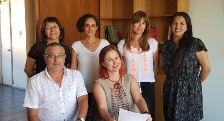 BALMACEDA ARTE JOVEN E ISLA FORMALIZAN PLAN DE VINCULACIÓN Y RESIDENCIA