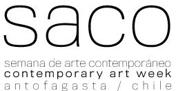 SACO - SEMANA DE ARTE CONTEMPORANEO, CHILE.