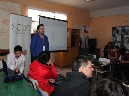 Conferencia: Fernando Foglino