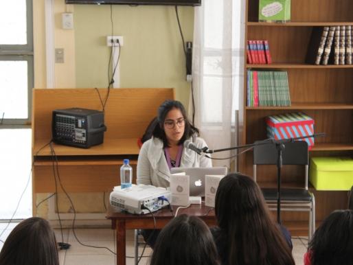 Conferencia: Ana Mosquera