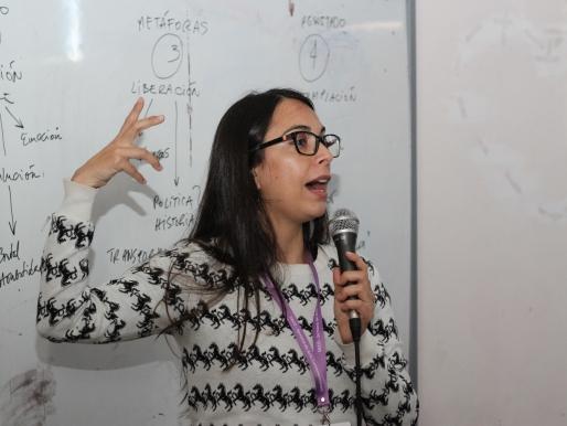 Conferencia: Adriana Ciudad