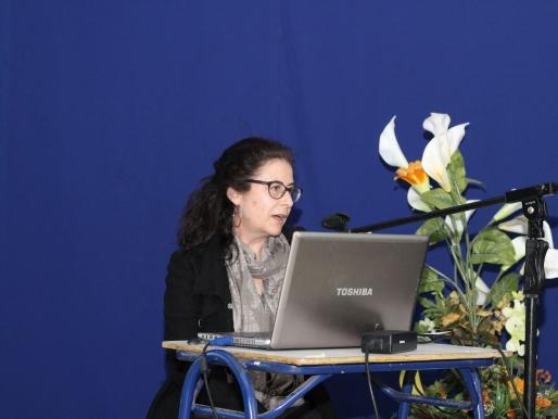 Conferencia: Paz Castañeda