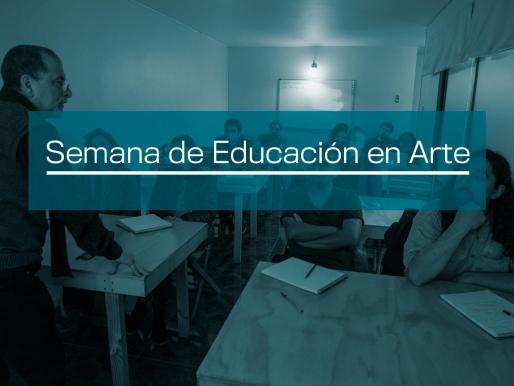 PROFESORES Y MEDIADORES CULTURALES SE CAPACITARÁN EN EDUCACIÓN ARTÍSTICA