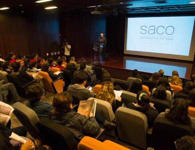 SACO7 ORIGEN Y MITO INVITA AL LANZAMIENTO DE SU PROGRAMACIÓN DE EXPOSICIONES Y ENCUENTROS