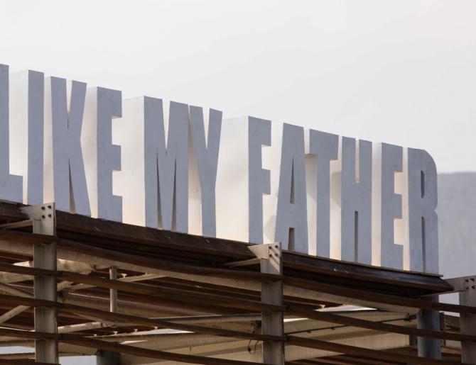 Like my father – like my son:  Palabra, legado y reflexión