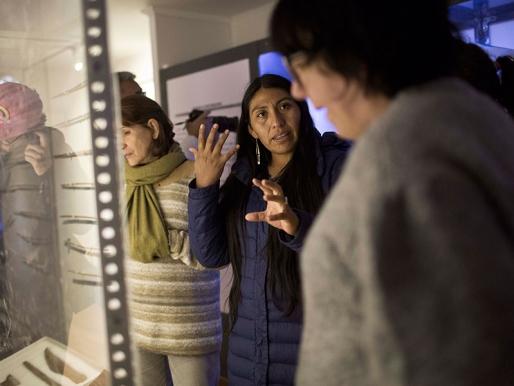 Encuentro entre arte y arqueología: En búsqueda de una convergencia real entre el quehacer artístico y la ciencia