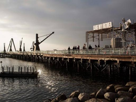 Última inauguración de museo sin museo de SACO7: Exposición internacional Origen y mito en el Muelle Histórico Melbourne Clark