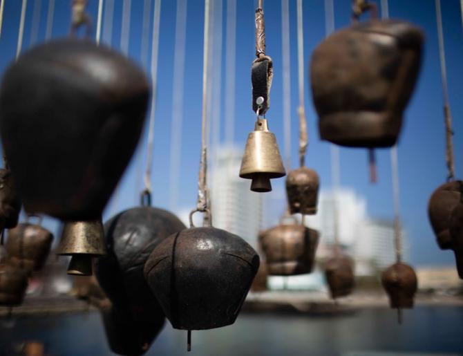 Últimos días de SACO7 y su explosión de arte contemporáneo en Antofagasta