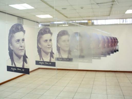 Cosas que duelen, exposición en el Salón Chela Lira de la Universidad Católica del Norte