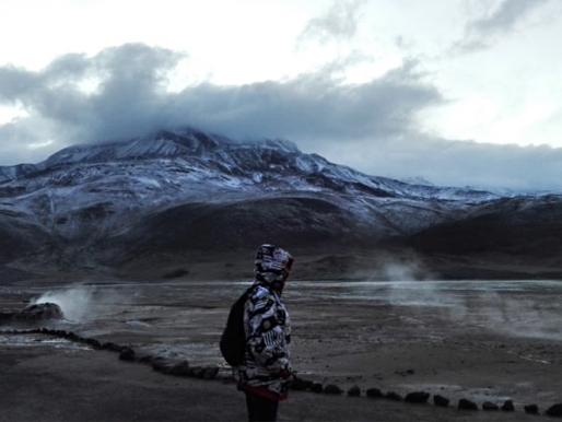 Ana Agorio en Residencias ISLA y las grietas de la capital minera de Chile