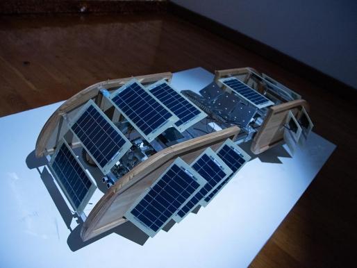 Rabdomante, la utopía del agua: un robot con sensibilidad medioambiental