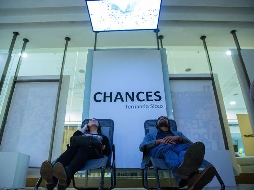 Chances: sobre la vida misma, la repetición y el azar