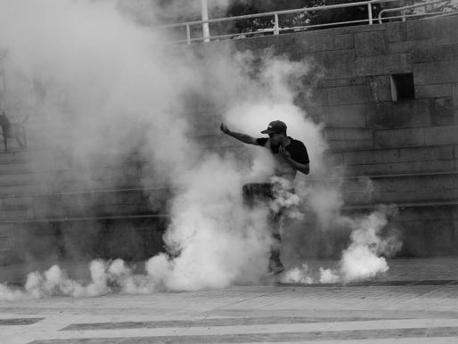 [FOTOGALERÍA] El despertar social de Antofagasta a través del lente de Sebastián Rojas
