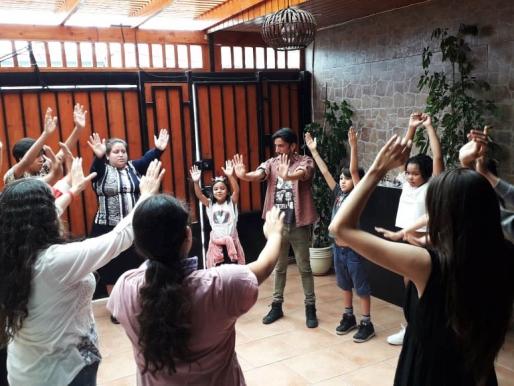Jornadas de formación cívica: la experiencia lúdica de comprender el estallido social en Chile