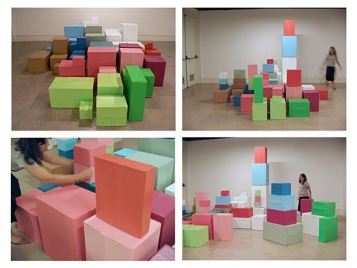 """[ENTREVISTA] Yana Tamayo, artista visual brasileña: """"Las residencias expanden las posibilidades del pensar y el hacer"""""""