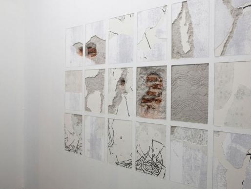 """[ENTREVISTA] Ana Agorio: """"Me gusta pensar el territorio y el paisaje descompuesto como metáfora de la acción geológica"""""""