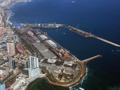 Sitio Cero de Puerto Antofagasta: un nuevo espacio expositivo para SACO