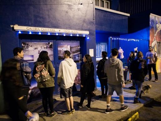 Casa Azul y SACO: una alianza que suma un nuevo espacio expositivo y curatorial desde la autogestión