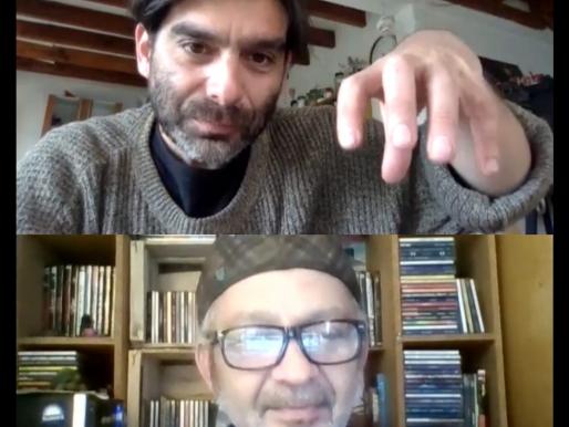 """[ENTREVISTA] Enrique Rivera: """"El arte nos lleva a entender nuestro inconsciente prohibido"""""""
