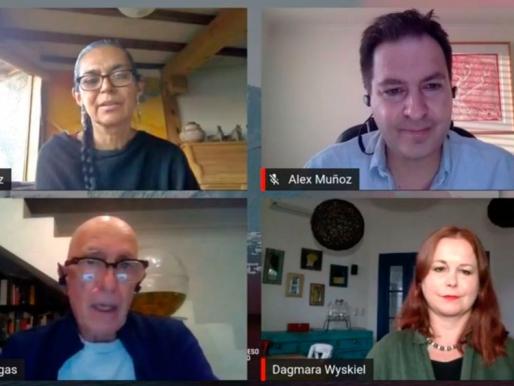Diálogos y reflexiones en el mundo virtual